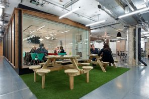 10 Ways To Improve Staff Productivity Through Office Design