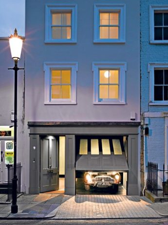 Reason To Change Your Garage Door Design - Image From The Telegraph