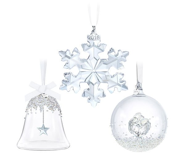 Swarovski Christmas Set