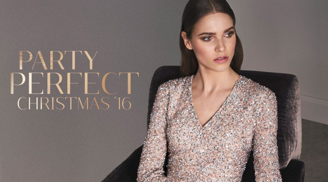 Tis the season to sparkle: Beautifully designed party wear for Christmas 2016 - Image From Coast-stores.com
