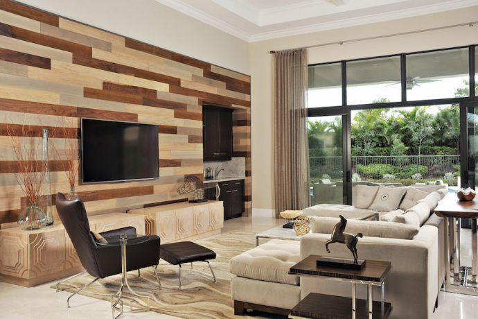 7 Simple Ways You Can Modernise Your Home - Image From Elle Decor - Designed By Lisa Michael Interiors