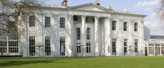6 Glamorous London Wedding Venues - Hurlington Hall