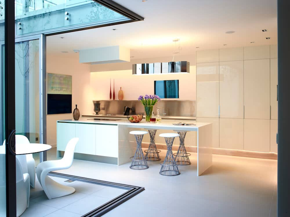 Creating A Kitchen For Entertaining: Creating A Home For Entertaining