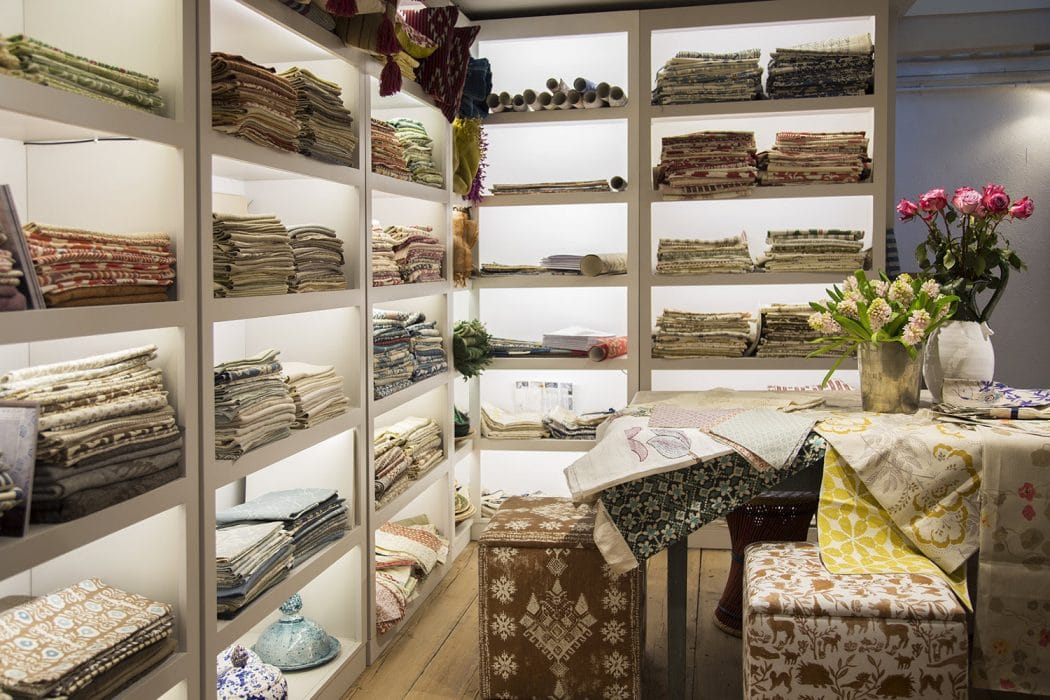 Lorfords Antiques Opens Its First London Showroom