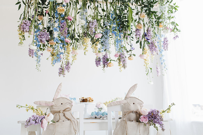 Luxury Easter: How to decorate your home for the season - Image By littlepeanutmag.com