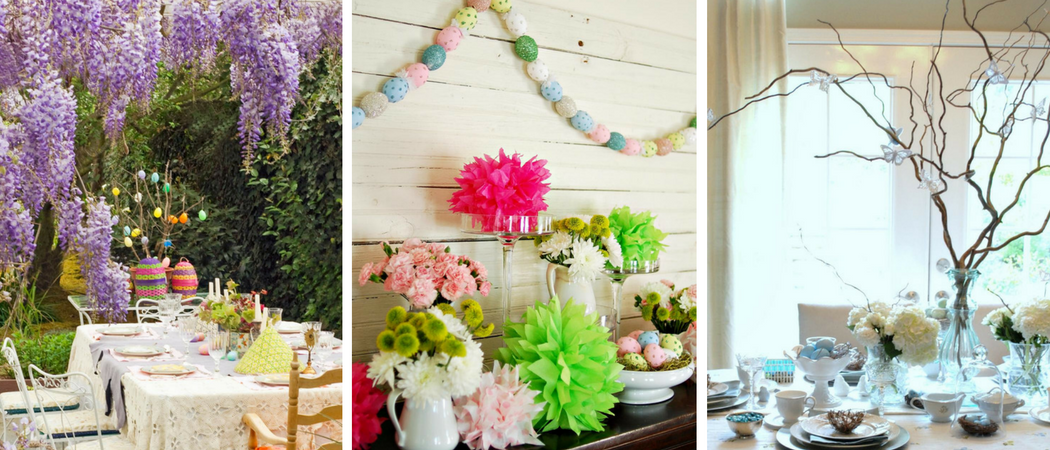 Luxury Easter: How to decorate your home for the season - Images From hgtv.com