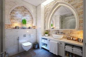9 ways to spruce up your bathroom