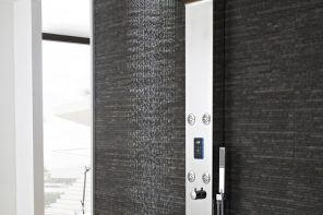 The Main Benefits of Shower Tower Installation
