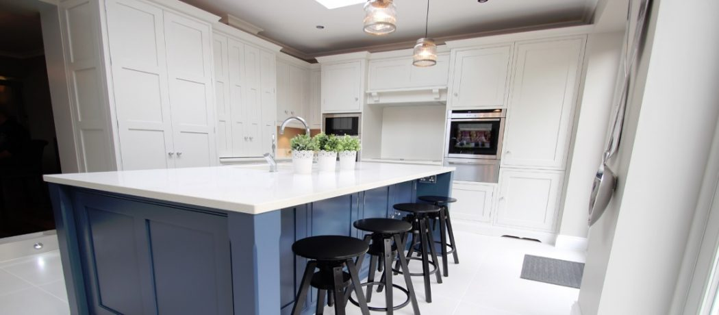 From 'open plan' to 'broken plan' kitchens - Image From The Brighton Kitchen Company