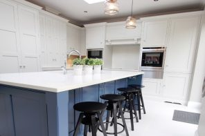 From 'open plan' to 'broken plan' kitchens