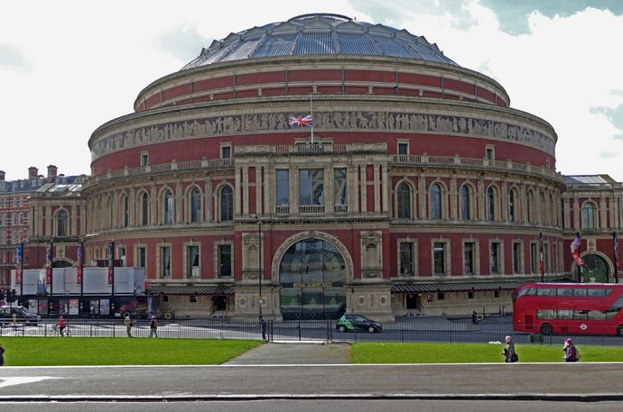 Eight amazing things to do in Chelsea - Royal Albert Hall