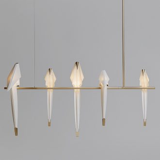 New Lighting Trends in 2017 - Image From The Telegraph.co.uk - Perch Light by Umut Yamac for Moooi