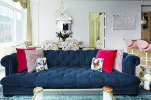Tips for decorating your home with antique pieces - Image From ElleDecor.com - By Genevieve Garruppo