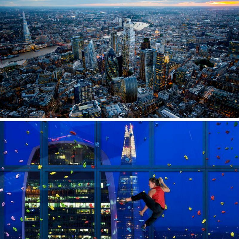 Living It Up In London's Tallest Buildings - 22 Bishopsgate London