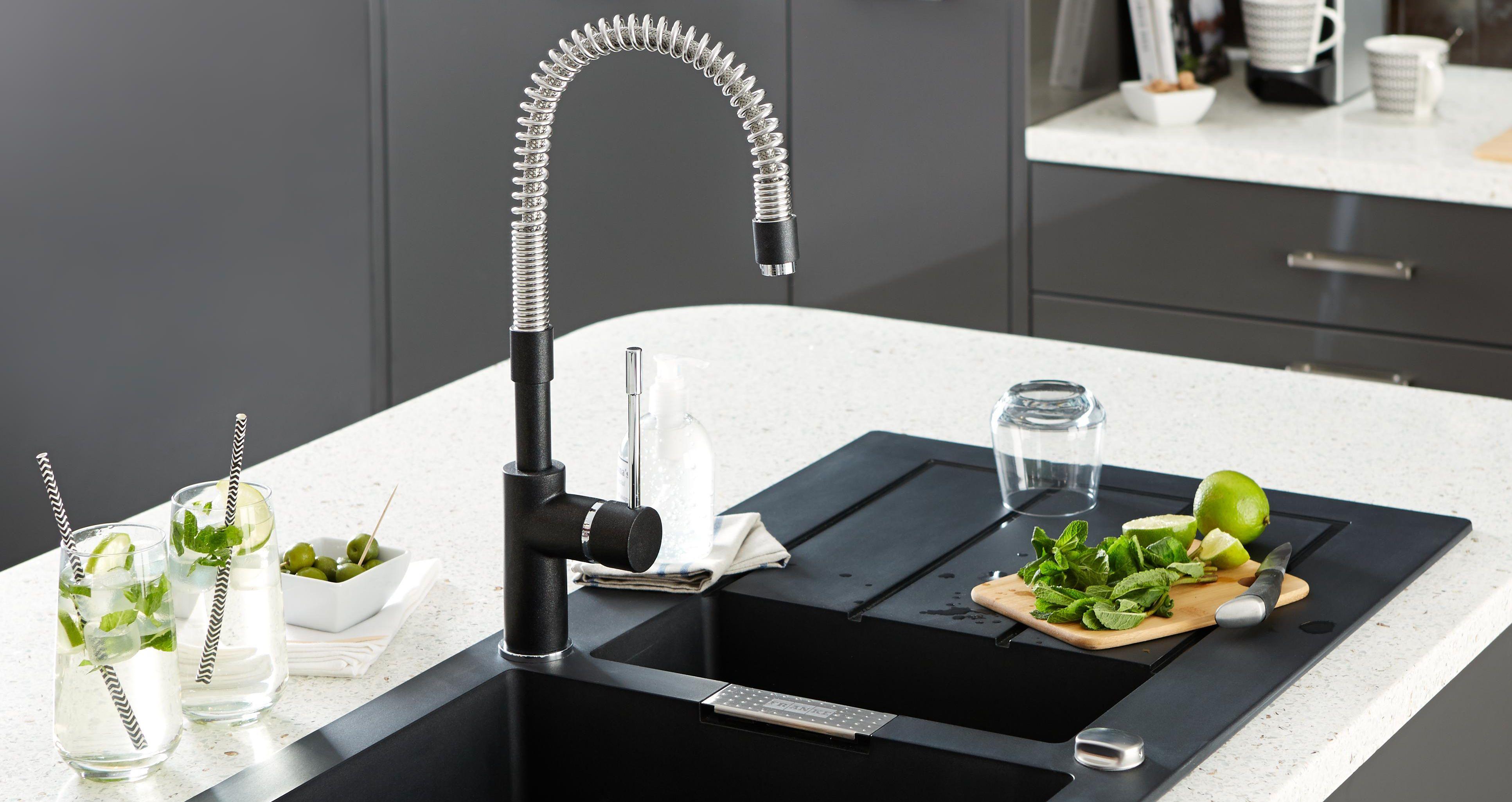 Changing Kitchen Sink Mixer Tap - Sink Ideas