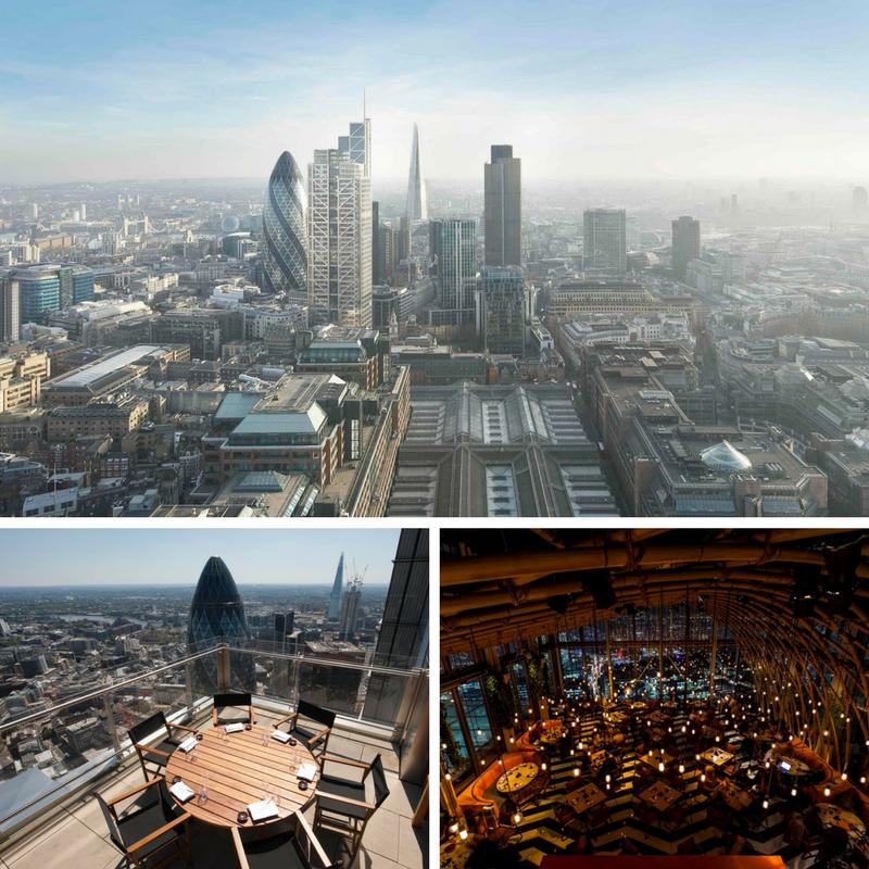 Living It Up In London's Tallest Buildings - Heron Tower/110 Bishopsgate