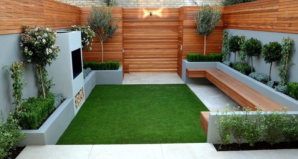 Making The Most Of A Small Garden | London Design Collective