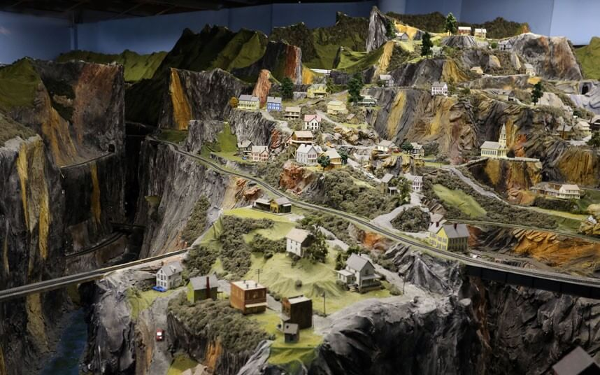 Top 5 Basement Conversions - Bruce Williams Zaccagnino Model Railway