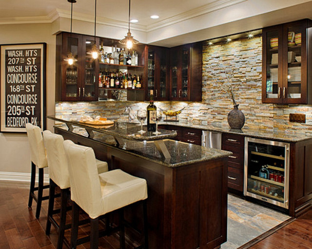 Top 5 Basement Conversions - Basement Bar