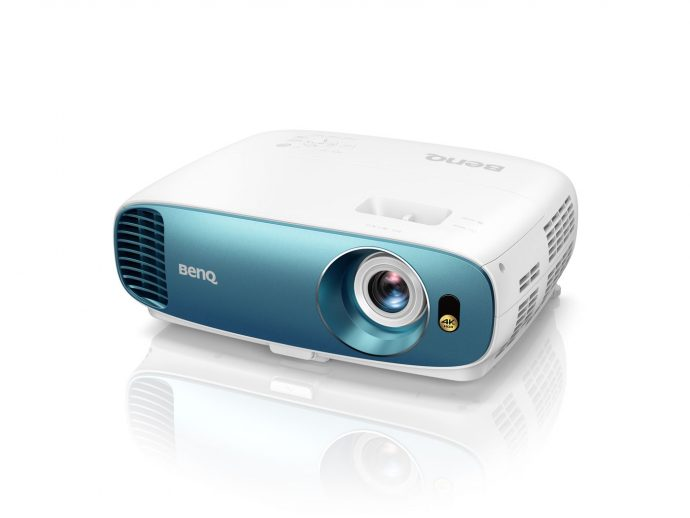 How to create a masculine living space - BenQ TK800 Projector