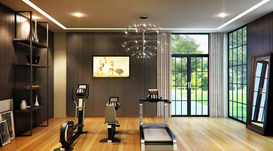 How to create the perfect home gym london design collective