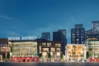 London's First Design District - Image From designdistrict.co.uk