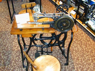 Things You Have To Experience In Balham - London Sewing Machine Museum