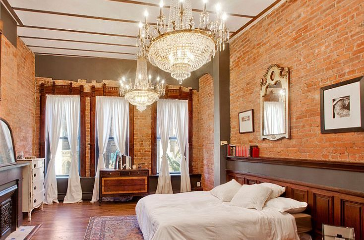 How To create The Ideal Traditional Bedroom - Bedroom Chandelier