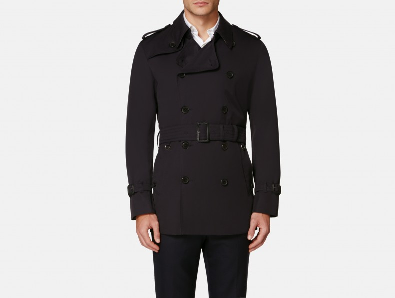 The Evolution Of The Trench Coat - Image From Aquascutum