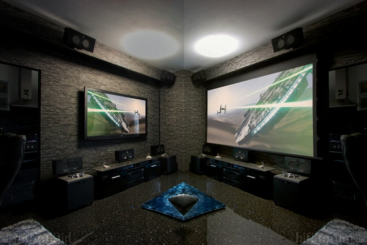 How To Create The Perfect Home Cinema
