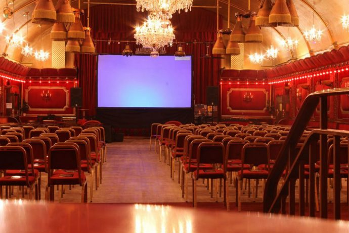 5 London Date Ideas To Feel Flash When You're Actually Skint - Venue = Rivoli Ballroom -Image Via Sant Magazine