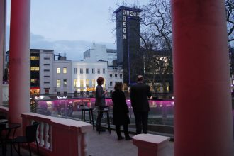 5 London Date Ideas To Feel Flash When You're Actually Skint - Icon Balcony Bar London - Image From TheUpComing.co.uk