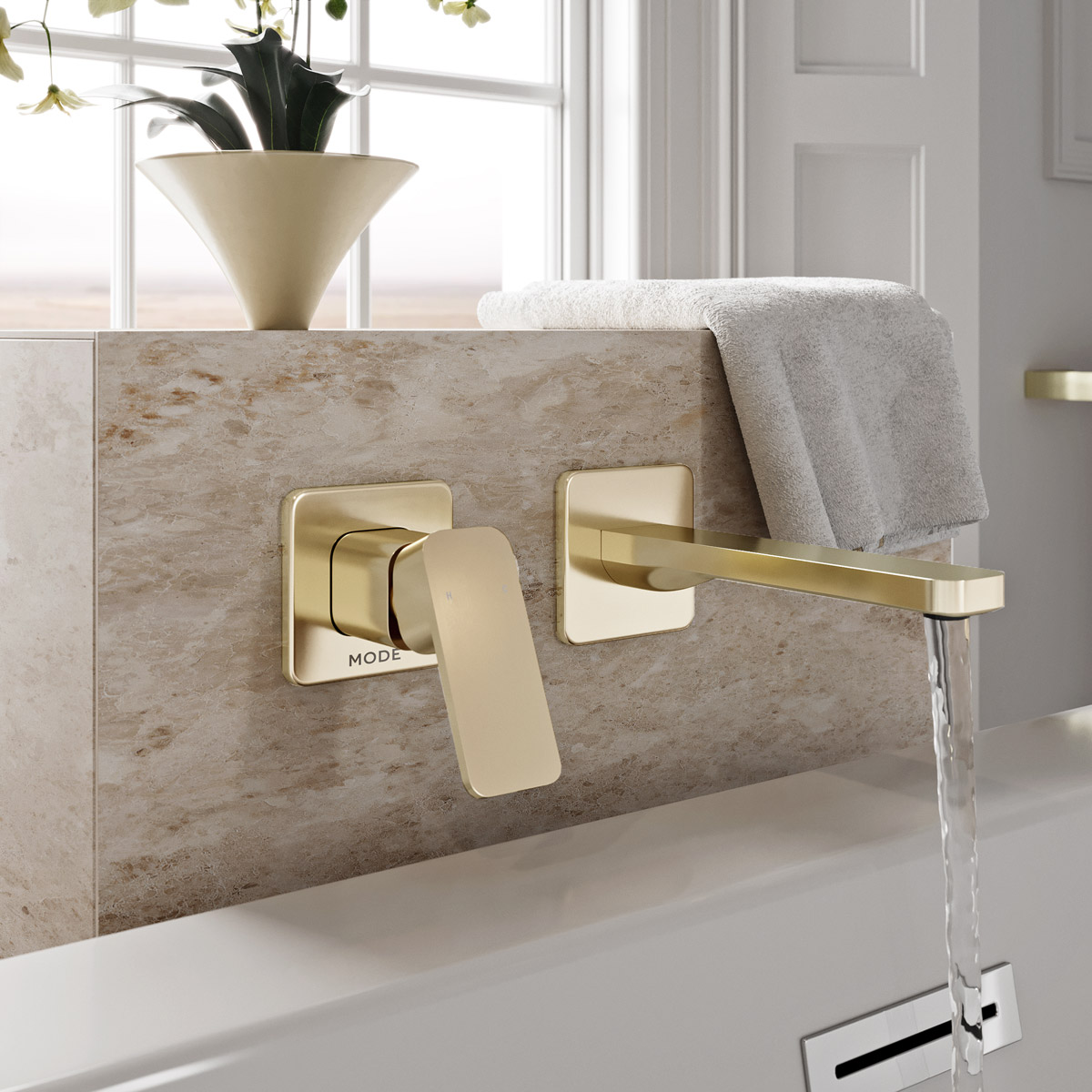 5 Bathroom Trend Ideas For 2019 - Gold Taps