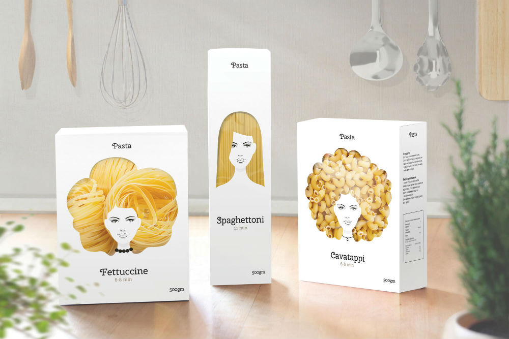 Six Pasta Packaging Designs To Inspire Brand Artwork