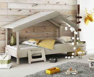 Benefit Of A Good Bed For Kids  - Flair Furnishings Junior Tree Bed - Image From BedKingdom.co.uk