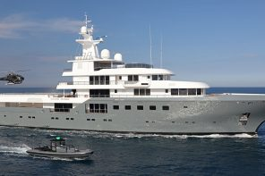 Grand Designs: The Greatest Yacht Designers