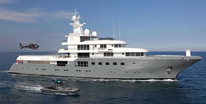 Grand Designs: The Greatest Yacht Designers - Yacht Designers Planet Nine Fraser Tim Heywood