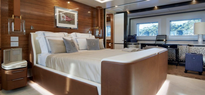 Grand Designs: The Greatest Yacht Designers - Yacht Designers Fraser Bannenberg & Rowel Interior Yacht Design Spring