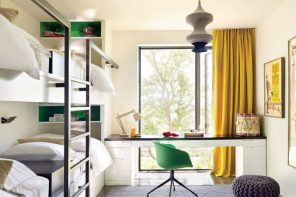 Design Tips: A Teens Bedroom For Sleep, Study And Socialising