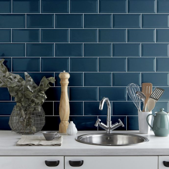 4 Tile Trends To Watch Out For In Spring 2019 - Image From CrownTiles.co.uk