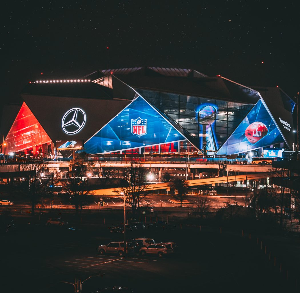 Top 4 Iconic Buildings (Practical Design) In The World - Mercedes-Benz Stadium