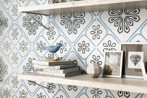 4 Inspiring Patterned Tile Ideas