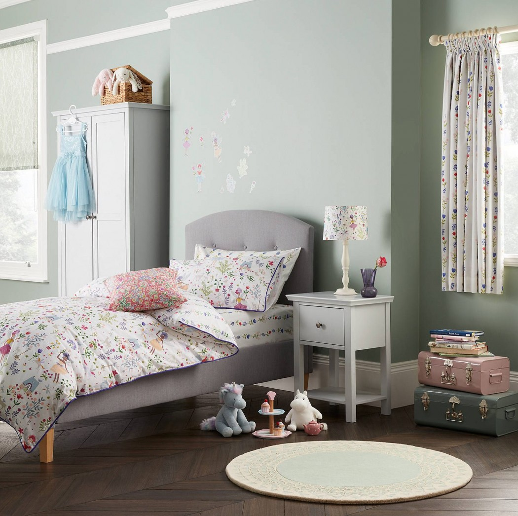 design a fairytale themed bedroom for your child | london design collective | london design