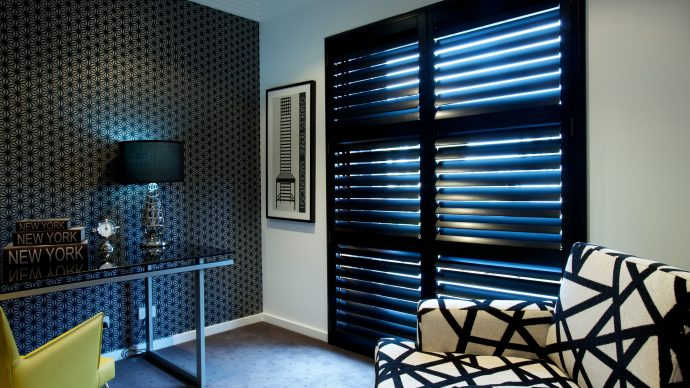 How To Give Your Home Personality - Image Via LondonShutters.co.uk
