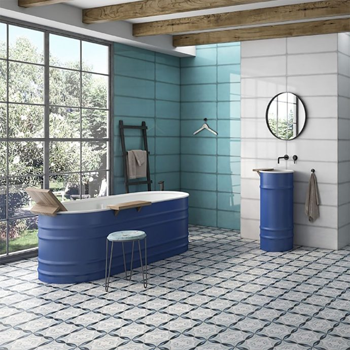 How To Choose The Right Tiles For Your Renovation - Image Via Crown Tiles