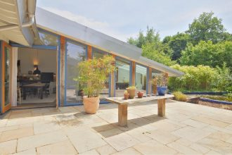 Could Creating An Eco Home Increase Property Value? - Image Via HouseBeautiful.com - Eco-Home Featured On Channel 4's Grand Designs - Image Credit = Fenn Wright