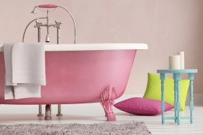 7 Ways To Add Colour To Your Bathroom