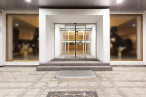 Tips To Make Buying Automatic Doors Easier - Apartment Entrance