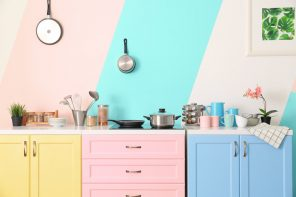 4 Ways To Add A Colourful Vibe To Your Kitchen