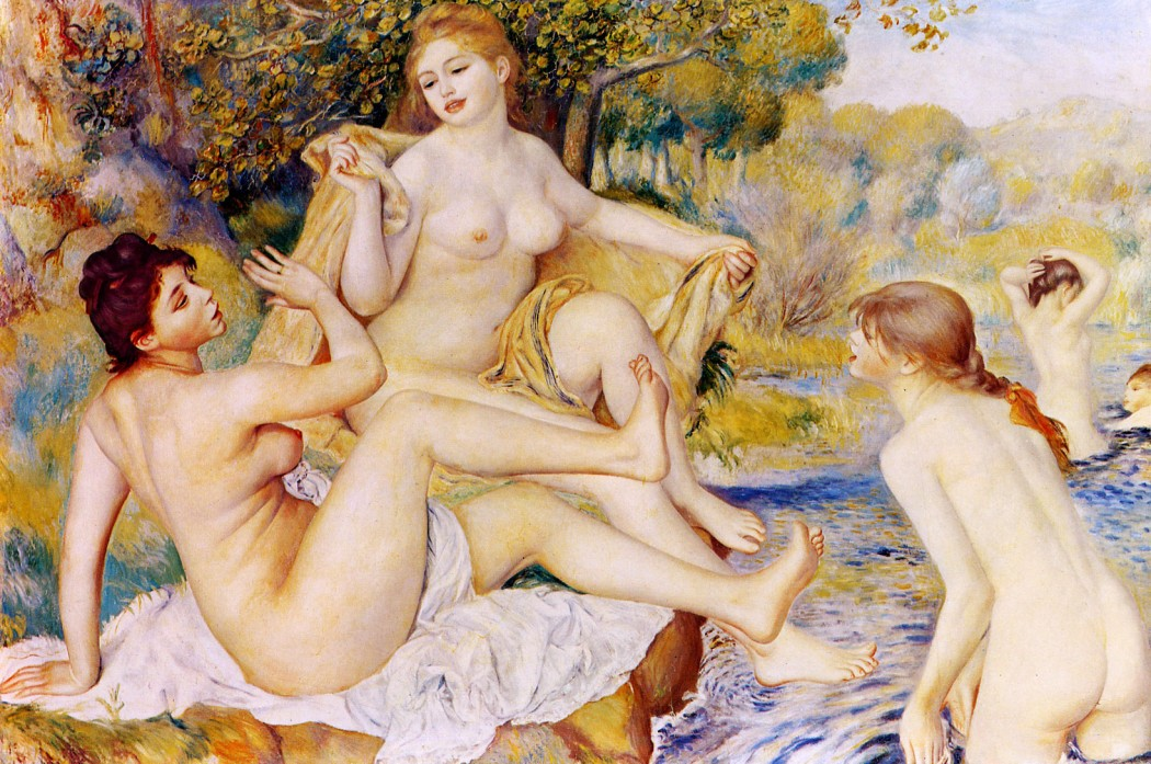 Renoir -The Large Bathers